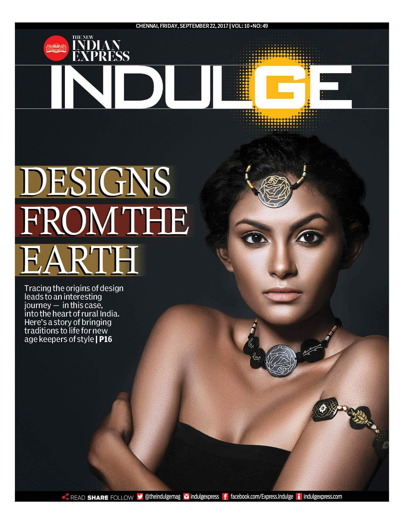 The New India Express – Indulge